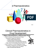 Clinical Pharma Kinetic