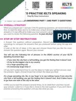 Best Way To Practise IELTS Speaking