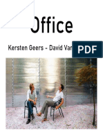 Office - Concepts and Arguments