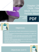 Abuse Powerpoint