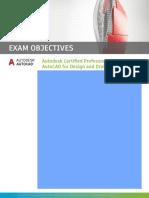 Pro Exam Objectives