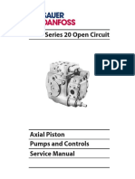20 axial pump and control service manual
