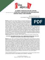 LITERATURA E CINEMA_ PROPOSTA DE UMA LEITURA DIALÓGICA INTERTEXTUAL COMPARATIVA DE DOM QUIXOTE E SANCHO PANÇA COMO IMAGENS.docx