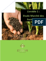 Etude Marché Des Fertilisants Version 1