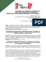 LITERATURA E JORNALISMO NO OITOCENTOS O DISCURSO DA POETISA NARCISA AMALIA EM FAVOR DA INSTRUCAO INTELECTUAL DA.docx