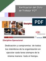ETAPAS DE DISCIPLINA OPERACIONAL Y VCT