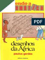 [Vivendo a Matemática] Paulus Gerdes - Desenhos da Africa único(1993, scipione).pdf
