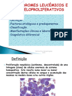 Sindromes leucémicossemiologia 20ppt