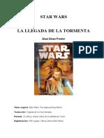 025 Alan Dean Foster - Star Wars - La llegada de la Tormenta.pdf