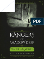 Rangers of Shadow Deep - Temple of Madness
