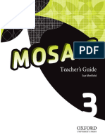 Mosaic 3 Teachers Guide