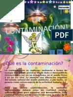 Proyecto la contaminacion!