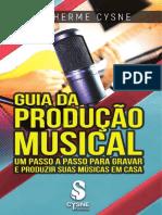GUIA DA PRODUÇÃO MUSICAL