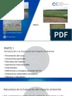 INTRODUCCION AL ESTUDIO DE IMPACTO AMBIENTAL