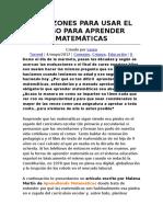 10 RAZONES PARA USAR EL JUEGO PARA APRENDER MATEMÁTICAS.docx
