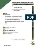 trabajo grupal materia militar (caratula nueva)n2do parcial