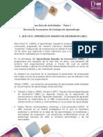 Anexo Guía de Actividades  - Paso 1 - Reconocer Escenarios de Ecología de Aprendizaje.docx