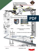 PROYECTO de INVESTIGACIÓN -Conservacion de La Energia Mecanica