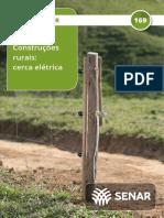 Senar - Construções rurais - Cerca elétrica