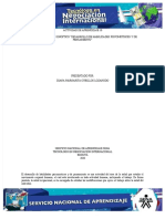 """EVIDENCIA 3 CUADRO SINÓPTICO """"DESARROLLO DE HABILIDADES PSICOMOTRICES Y DE PENSAMIENTO"""""""