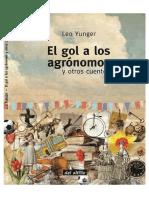 El gol a los agrónomos y otros cuentos. PDF