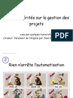 [humour] gestion de projet