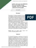 Electrografía_ notas para una definición acerca de la gráfica actual