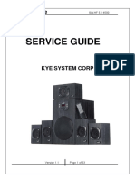 SW-HF 5.1 4500 SERVICE GUIDE.pdf - Genius
