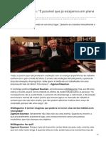 Zygmunt Bauman - É possível que já estejamos em plena revolução.pdf