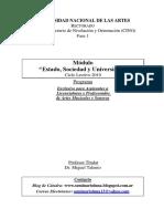 UNA 2019 - CINO - ESU - FASE 1 – Programa y Guía de Pautas - Artes Musicales y Sonoras (1)