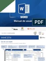 Manual de Usuario Word