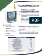 Analizador de energía