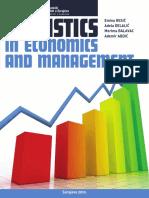 Statistics in Economics and Management