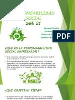 DIAPOSITIVA DE RESPONSABILIDAD SOCIAL