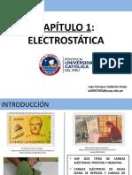 Capítulo 1 - ELECTROSTÁTICA