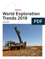 World Exploration trends_2019