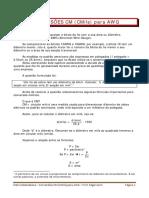 1 - CONVERSÃO DE CM (Circular Mils) para AWG