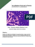 Material de apoyo Técnicas Gráfico Plásticas - feria de la ciencia