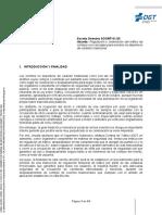 Escrito Directriz /Acuerdo DGT SGGMT 01/20