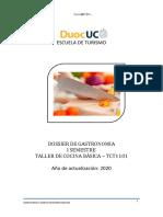Dossier TCT1101 2020