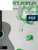 Carlos Barbosa-Lima - Scott Joplin For Guitar