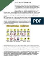 Simulado DETRAN RJ  Apps no Google Playhudxq.pdf