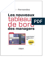 Les Nouveaux Tableaux de Bord Des Managers - PDF Free Download