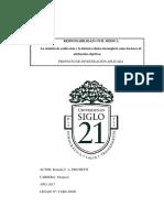 RESPONSABILIDAD CIVIL MÉDICA La omisión de confección y la historia clínica incompleta como factores de atribución objetivos.pdf