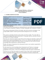 Syllabus of the course Testing and Evaluation in ELT.pdf