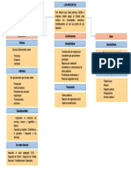 mapa concemptual historia de impuestos