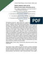 INFORME DE LABORATORIO #8 Y 9