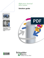 High Power Electrical Drive Systems
