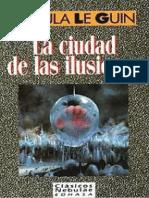 Ursula Le Guin_La Ciudad de las Ilusiones