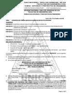 3ER TRABAJO ESTUDIOS Y PROYECTOS CASUISTICA DE PROYECTOS PRIVADOS 2019 II